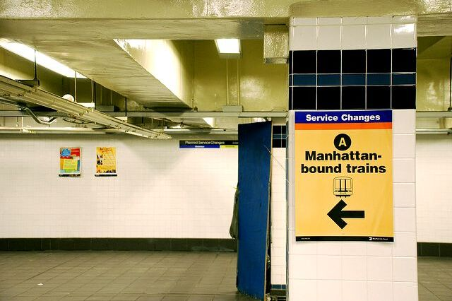Audit: MTA Fails to Alert Riders of Subway Diversions