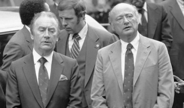 Ed Koch Remembers Gov. Hugh Carey