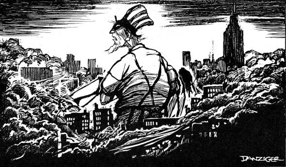 Thought You'd Never Laugh Again?: Cartoonists & 9/11
