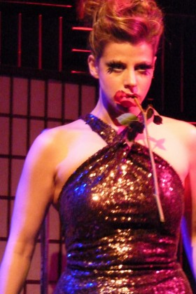 Lady Rizo at Joe's last year. She joins Joe's Inaugural program, New York Voices, in October. Photo/flickr aphroditeinnyc