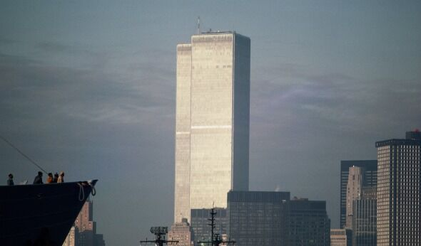 An Elegy to the Twin Towers