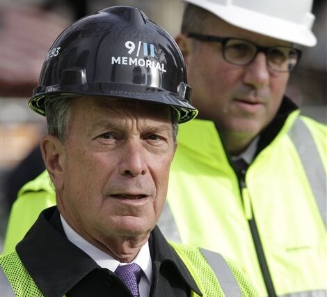Bloomberg: No More 'Ground Zero'