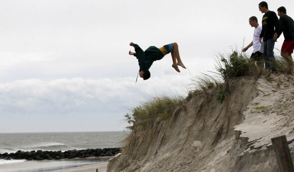 Post-Irene Beach Plans? Here's What to Expect