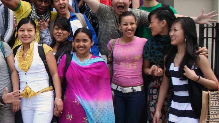 The New Kids: Immigrant Teens Take on the Big Apple