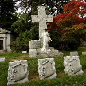 Resting in Peace in the City That Never Sleeps: A Field Guide to N.Y.'s Cemeteries