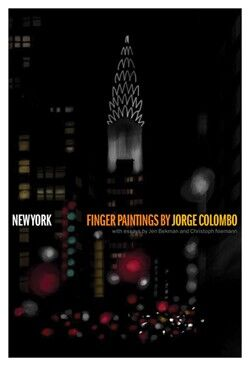 New York Finger Paintings
