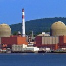 Indian Point Energy Center. A new report claims there are multiple alternative energy sources which could replace the controversial power plant by 2015. Photo courtesy of Left of the Hudson.