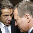 Cuomo and Schneiderman Clash on Hydrofracking
