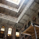 Inside of 5 Bleeker St., an abandoned building in Manhattan's Financial District. Nick Carr, founder of Scouting NY, explored the sprawling vacant property in 2010. Photo courtesy of Nick Carr - Scouting NY.