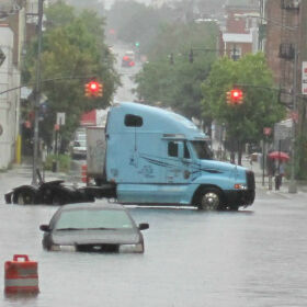 Report Foresees More Extreme Weather In New York