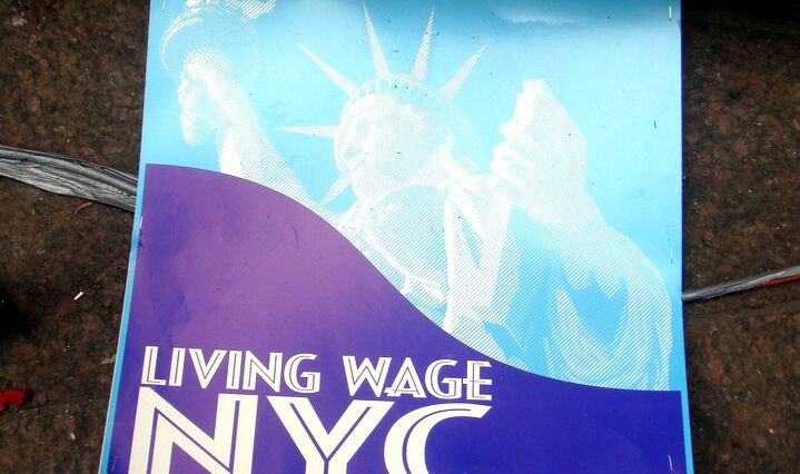 Voters Want a Mayor Who Backs Living Wage, Survey Says