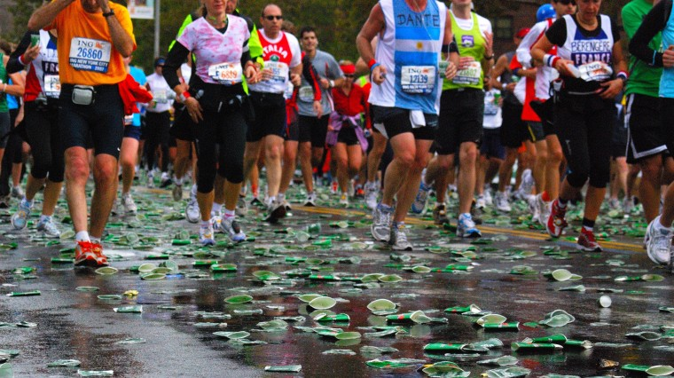 Everything You Always Wanted to Know About the NYC Marathon