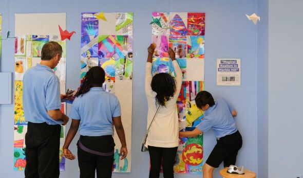 Surprising Schoolyard Pals: NYC Arts Orgs Trend Toward Education