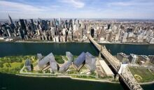 Silicon City Develops on Roosevelt Island