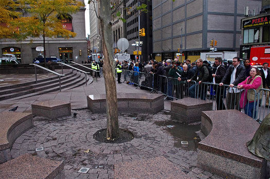 Op-Ed: Occupy the Day After — Reclaiming Public Spaces