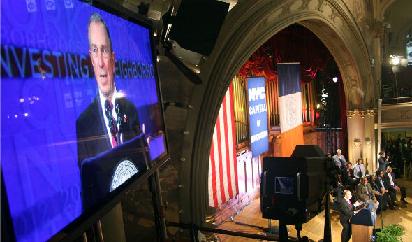 It's On! Bloomberg Picks a Fight with Teachers Union