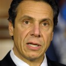 New York Gov. Andrew Cuomo's office says there's no connection between a $2 million contribution from the Gaming Association and his casino plan. The plan itself has hit major snags. AP/Hans Pennink