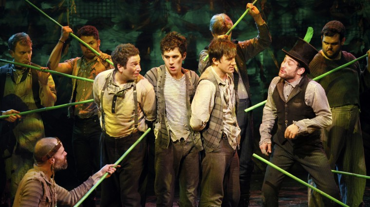 'Peter and the Starcatcher' Takes Fight… Err, Flight