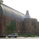 The Kingsbridge Armory, located at, is tktk. Flickr/Shan 213