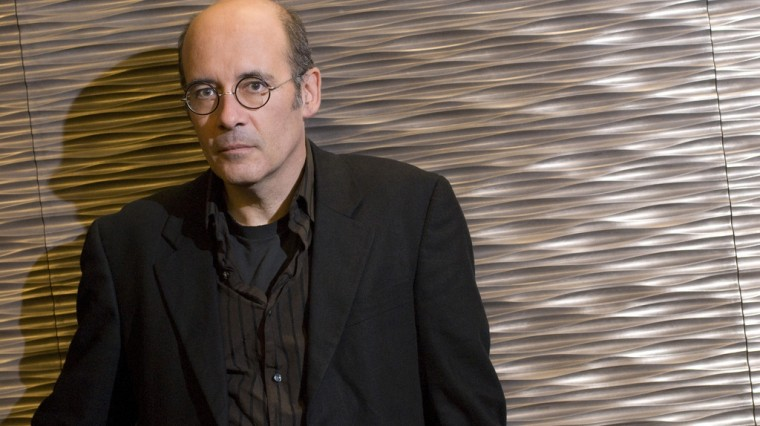 Writer and Critic Luc Sante. Outsider and PEN World Voices Panelist