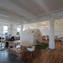 Loosecubes' users can share office space in the company's headquarters in Dumbo, Brooklyn. The company, which connects people in need of space to those who have it, was one of TimeInc.'s top 10 NYC startups to watch in 2012.