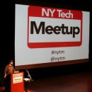 Photo courtesy of NY Tech Meetup
