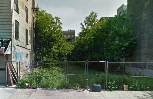 Growing on Vacant Brooklyn Lots, Reclaiming Public Space