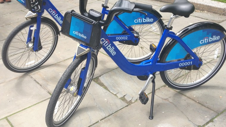 Drivers Wanted. Jobs and Free Helmets Accompany NYC Bike Share