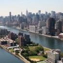 Roosevelt Island, two miles long and narrow, will soon be home to students focusing on technology. The island is preparing to become Silicon City. AP /Mark Lennihan