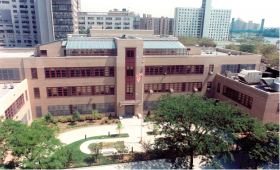 School of Cooperative Technical Education building, Manhattan. Photo courtesy of School of Cooperative Technical Education.