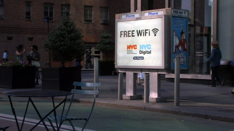 Payphones Get an Upgrade with City's Free WiFi Pilot