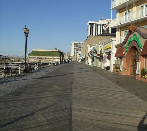 Shore Towns Lose Boardwalks, Sand Dunes from Hurricane Sandy