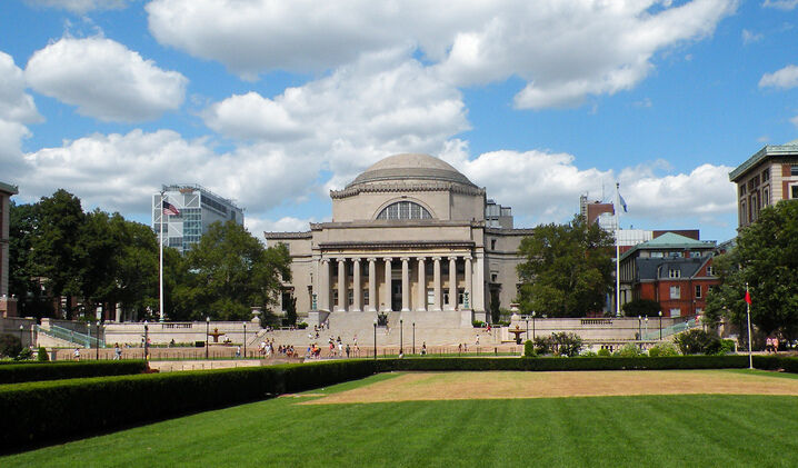 Columbia Receives Energy Discounts for New Science Institute