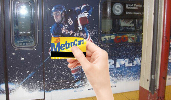 Have MetroCards Entered the Public Forum?