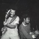 The all black NYC by way of D.C. band, Bad Brains, fused hardcore with reggae in the 1980s, helping pave the way for the afro-punk movement. Photo courtesy of Midnight Raver