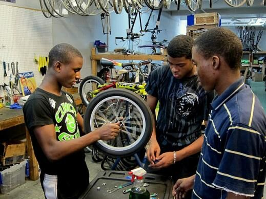 Youth Cycling Programs Mix Health, Empowerment and Advocacy