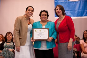 The Children's Aid Society Ercilia Pepin Parent Leadership Institute