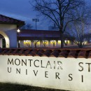 Montclair State University (MSU) entrance in Montclair, N.J. The majority of the 10 companies participating in the LaunchPad tech accelerator there are from N.J.; the rest are from New York. Photo courtesy of MSU.