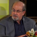 Rushdie at NYPL