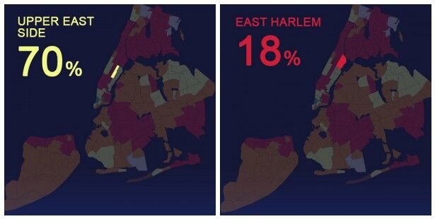 Interactive Map Offers Illustration of College-Readiness Disparities