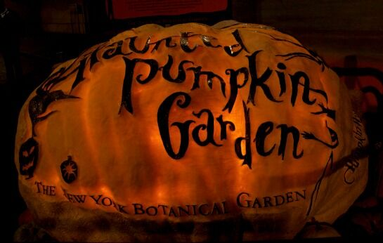 Carving Two-Ton Pumpkins into Zombies