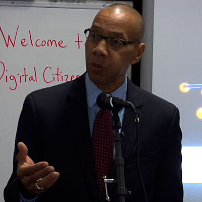 'It's Their World:' Teaching Kids to Be Safe, Digital Citizens