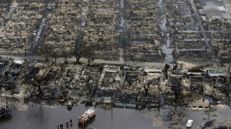 Next Step in Hurricane Recovery: Feeding New Yorkers
