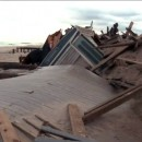 Jersey Shore towns were ripped apart by the storm. NJToday and MetroFocus reported on Belmar and Neptune on Nov. 8, 2012.