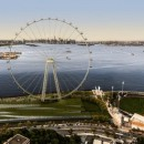 Proposed New York Wheel and development courtesy of the mayor's office and the New York City Economic Development Corporation.