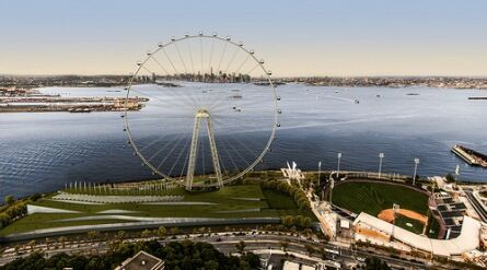 A Ferris Wheel's Future on Staten Island's North Shore