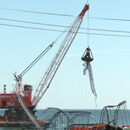 Work Begins to Remove Jet Star Roller Coaster from Ocean