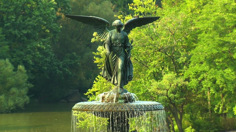 Lives Remembered in the Statues and Monuments of Central Park