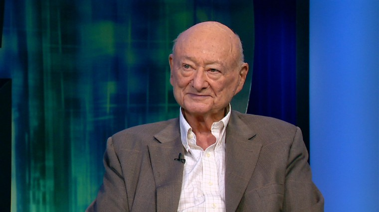 Mayor Ed Koch on His Career and Challenges Facing the Future Mayor