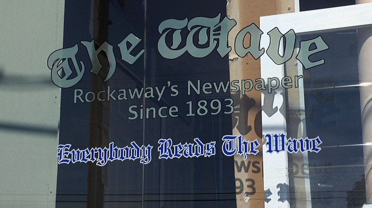 The Wave Newspaper Documents Rockaways Recovery